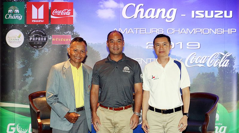 CHANG – ISUZU Amateurs 2019 Presented By Coca Cola