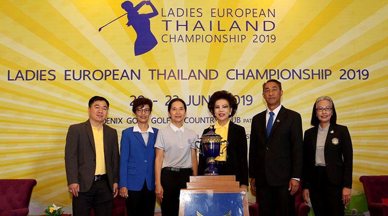 เลดีย์ ยูโรเปียน ไทยแลนด์ แชมเปียนชิพ 2019