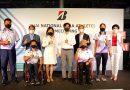 บริดจสโตน ร่วมยินดี 4 นักกีฬาพาราลิมปิกทีมชาติไทย