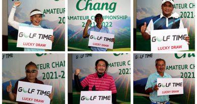 Chang Amateur 2021 สนาม 2 ฟ้าใสไร้ฝน